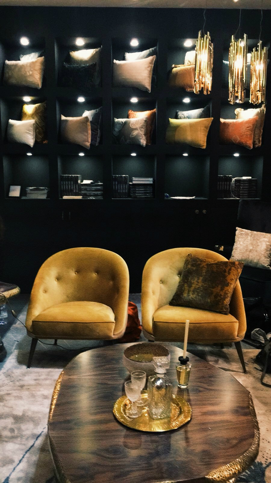 ISaloni 2018: Modern Tables Highlights of the day