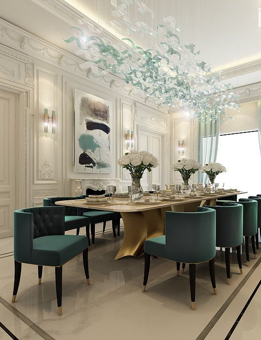 Modern Dining Rooms Best Tables According To Pinterest