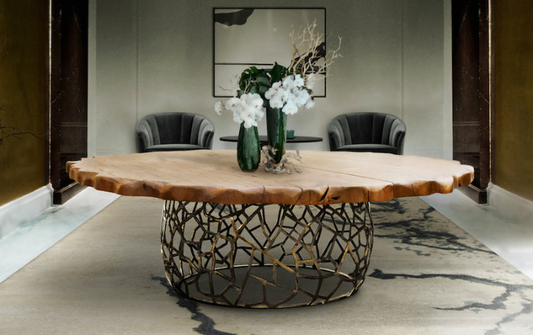 Best Modern Dining Tables according to Pinterest