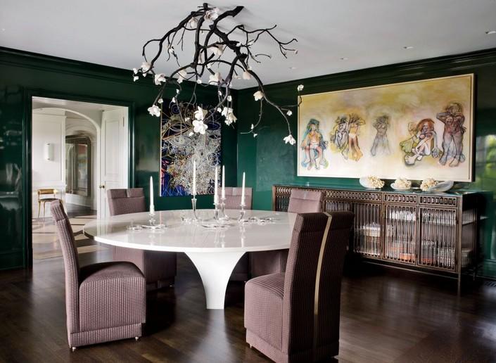 The Best 7 Modern Dining Room Tables