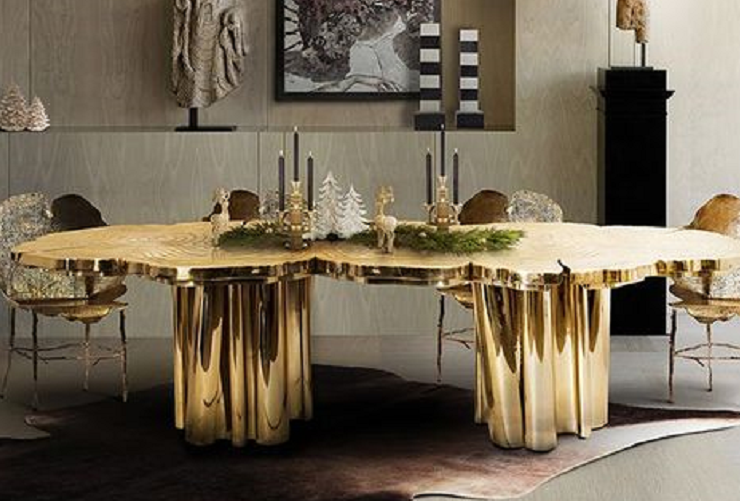 Find the perfect Modern Dining Table to your Interior Design