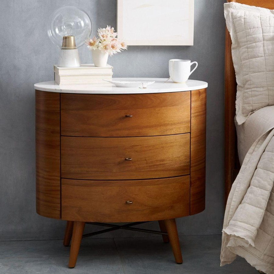 Unique and Functional Bedside Tables