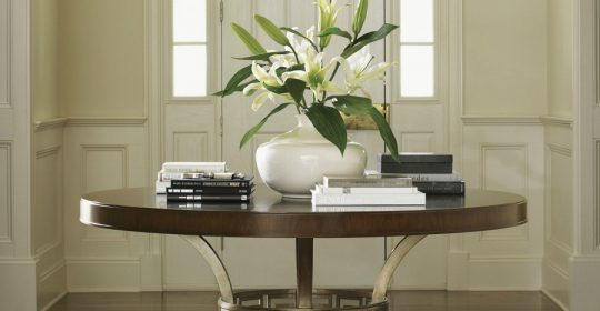 Round tables with different designs to different kind of home decor