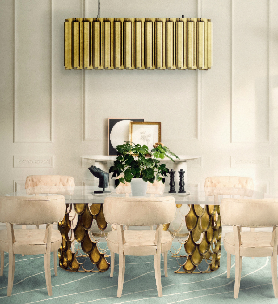 Modern Dining Room Tables for a sophisticated decor