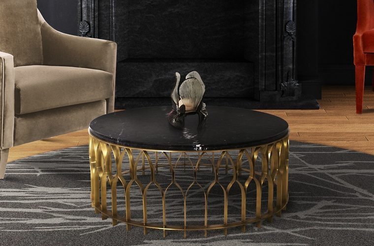 Modern tables that are also center tables