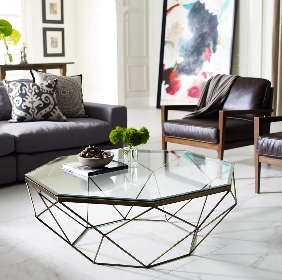 10 Modern Coffee Tables That Will Suit Your Interior Design