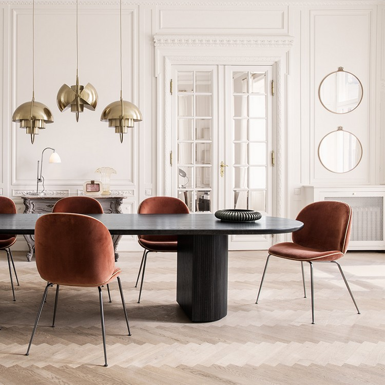 10 Modern Chairs To Improve Your Dining Table Modern Tables